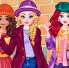 Princess Winter Outfits Lookbook